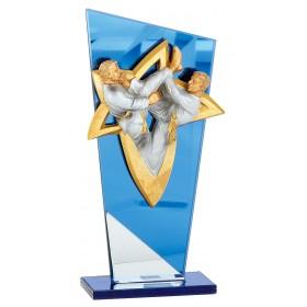 Dance baton twirler MAJORETTE Award Trophy Résine DANSE gravure gratuite